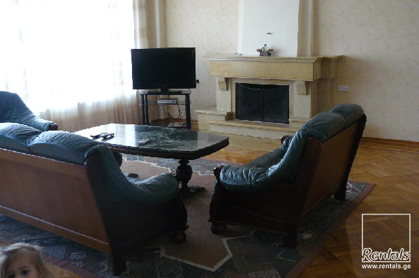 flat ( apartment ) For Rent  In Tbilisi , Vera; Kostava st. II turn