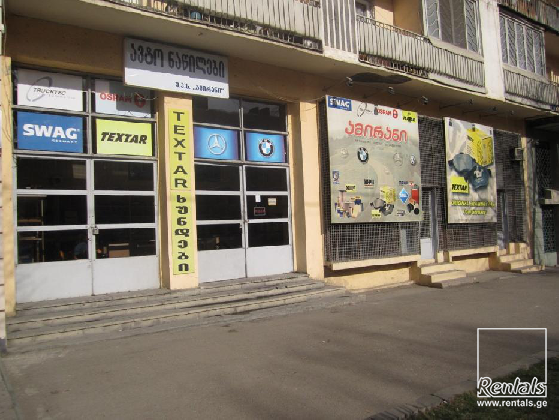 commercial Space For Rent  In Tbilisi , Saburtalo; Vaja Pshavela ave