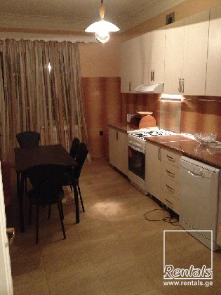 flat ( apartment ) For Rent  In Tbilisi , Saburtalo; Vazisubnis
