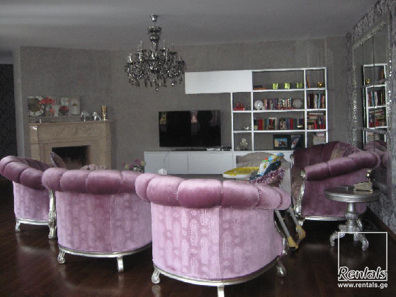 flat ( apartment ) For Sale Rent  In Tbilisi , Mtatsminda; Amagleba