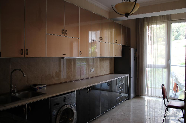 flat ( apartment ) For Rent  In Tbilisi , Saburtalo; Bakhtrioni