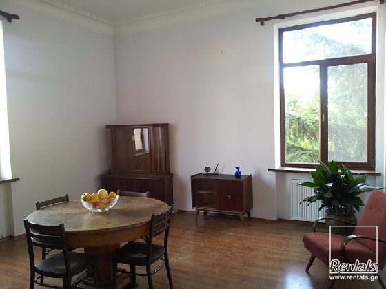 flat ( apartment ) For Rent  In Tbilisi , Saburtalo; pekini