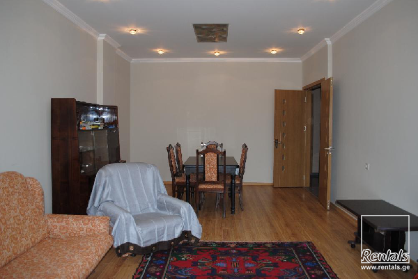 flat ( apartment ) For Rent  In Tbilisi , Digomi Massive; Lubliana