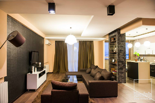 flat ( apartment ) For Rent  In Tbilisi , Vake; Tabidze