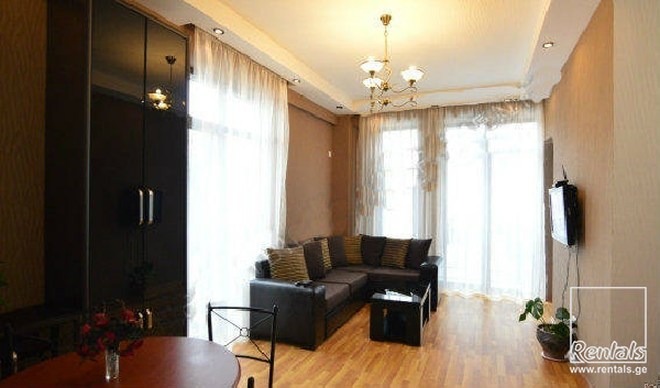 flat ( apartment ) For Rent  In Tbilisi , Mtatsminda; ingorokva st.