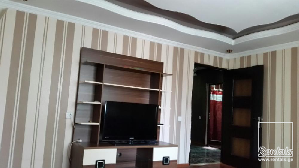 flat ( apartment ) For Rent  In Tbilisi , Didube; Tsereteli ave. 91 flat 9