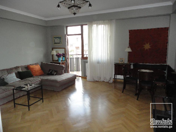 flat ( apartment ) For Rent  In Tbilisi , Vake; Chavchavadze