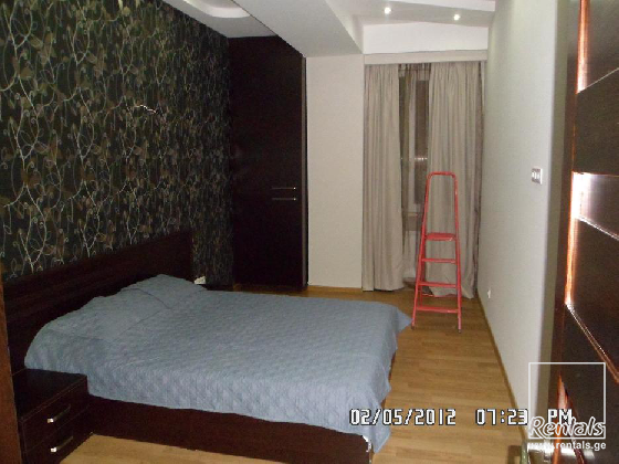 flat ( apartment ) For Rent  In Tbilisi , Isani; Ketevan Tsamebuli
