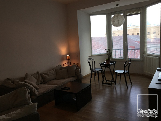flat ( apartment ) For Rent  In Tbilisi , Mtatsminda; Lesia ukr. str