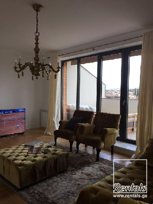 flat ( apartment ) For Sale Rent  In Tbilisi , Krtsanisi; Grishashvili