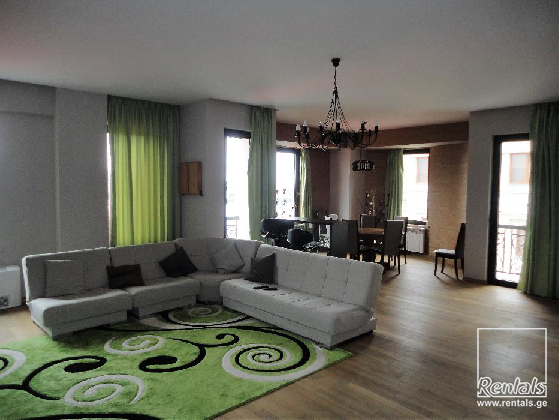 flat ( apartment ) For Rent  In Tbilisi , Mtatsminda; Shevchenko