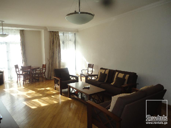 flat ( apartment ) For Rent  In Tbilisi , Mtatsminda; Niaghvari