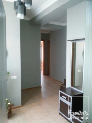flat ( apartment ) For Rent  In Tbilisi , Bagebi; Tskneti Highway