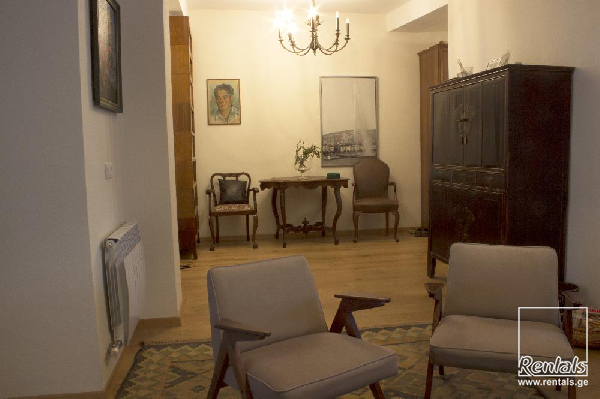 flat ( apartment ) For Rent  In Tbilisi , Vake; 22 Grigol Mukhadze Street