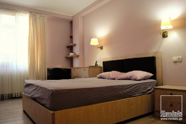 flat ( apartment ) For Rent  In Tbilisi , Saburtalo; Gazafkhuli street