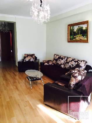 flat ( apartment ) For Rent  In Tbilisi , Vake; Chavchavadze Avenue
