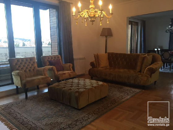 flat ( apartment ) For Sale Rent  In Tbilisi , Ortachala; Grishashvili street
