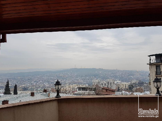 flat ( apartment ) For Rent  In Tbilisi , Mtatsminda; Mtatsminda street