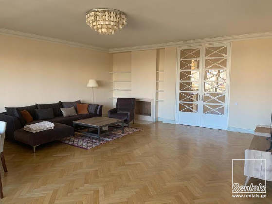 flat ( apartment ) For Rent  In Tbilisi , Vake; Chavchavadze 5